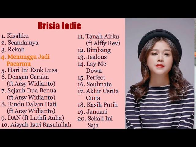 Download Lagu Brisia Jodie FULL ALBUM - The Best Of BRISIA JODIE Full Album 2020 MP3 Gratis