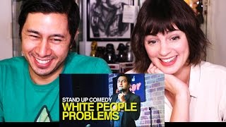 KENNY SEBASTIAN WHITE PEOPLE PROBLEMS | Reaction & Discussion!