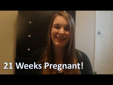 21 WEEKS PREGNANT WITH BABY #4! [Gaining too much Weight, Heartburn, Preparing for Baby]