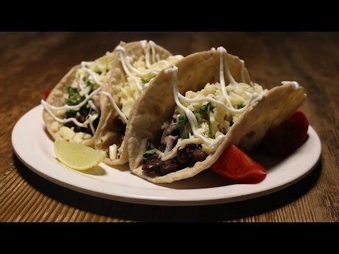 Veg Tacos Recipe   How to Make Tacos At Home