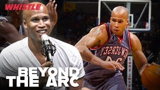 How Richard Jefferson Changed EVERYTHING For Retired NBA Players