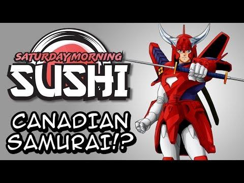 Canadian Samurai!? Ronin Warriors | Saturday Morning Sushi | Four Star Bento