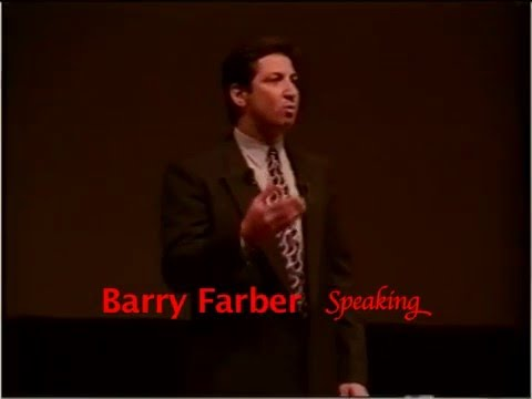 Barry Farber Marketing and Sales Video