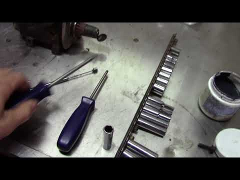 How to remove stuck bolts without heat, before they are stripped.