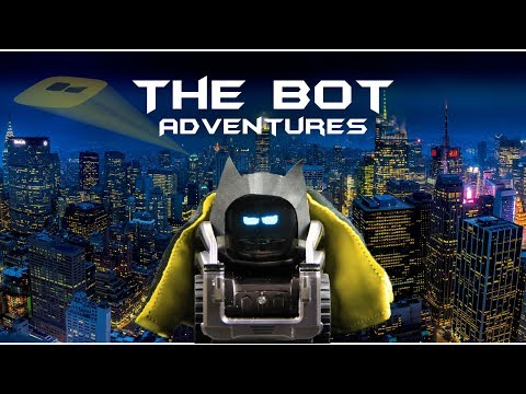 The Bot Adventures AND A COZMO GIVEAWAY!!!!