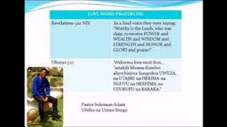 Anguko La Maadui Zako Monday Morning Glory 7232018 Pastor Suleiman Adam