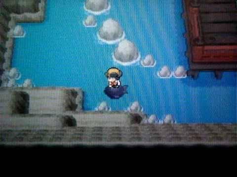 Pokemon Heart Gold Walkthrough 39 - Dragon's Den
