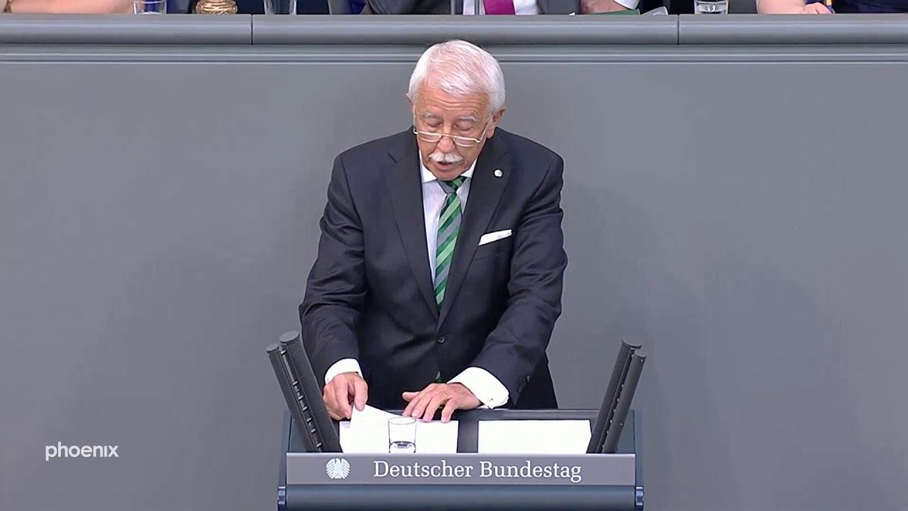 Paul Viktor Podolay (AfD) zur Organspende im Bundestag am 26.06.19
