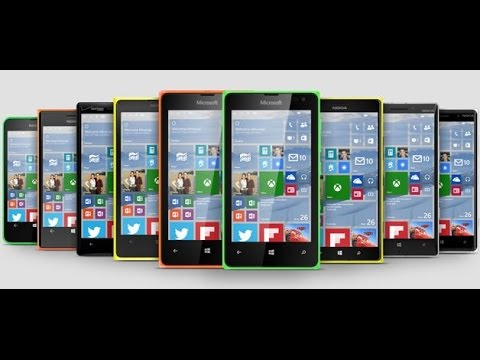 Unlock or Hard Reset Lumia 520,525,535,625,630,638,720,730,830,920,930,430,435,525,532,540,635,640