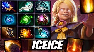 iceice Invoker - TI WINNER ex Wings Gaming - Dota 2 Highlights TV