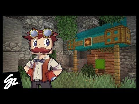 BUILDING A PUMPKIN PIE FARM! - Minecraft - #103