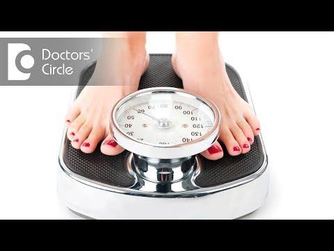 Why does one gain weight in Pregnancy & how much is normal?-Dr. Sunita Pawar Shekokar