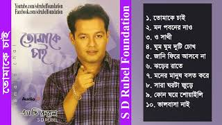 Tomake Chai || S D Rubel || Bangla Audio Album Song || SDRF