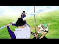Download Video One Piece - Luffy Zoro And Sanji Try To Protect Robin From Aokiji !! ENG SUB 3GP MP4 FLV
