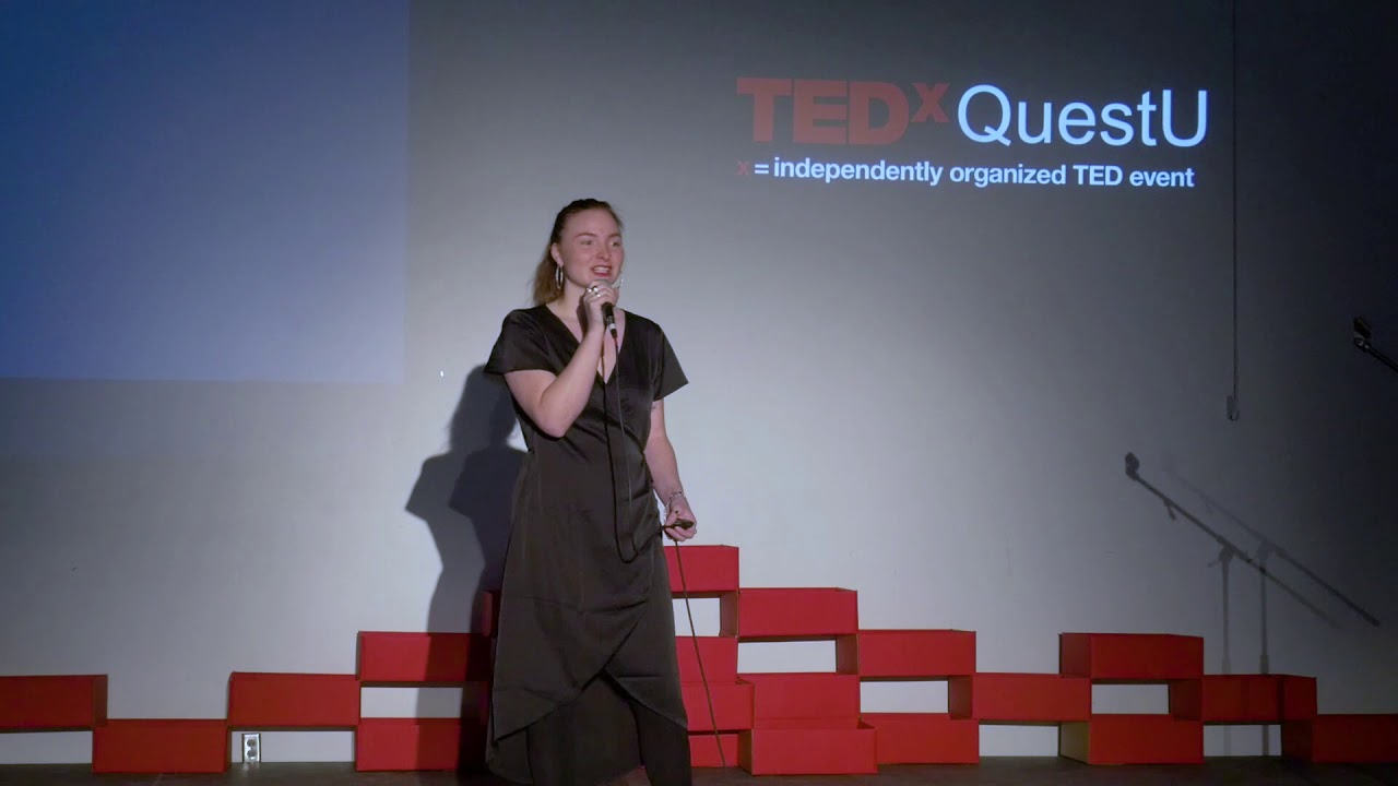 ADHD and Me: How did harmful narratives sustain my silent struggle? | Kate Luebkeman | TEDxQuestU