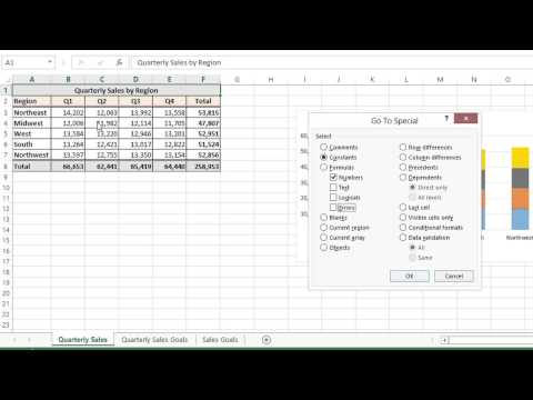 How to Clear Multiple Cells in Excel Without Clearing the Formulas : Microsoft Office Tips