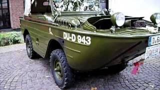 Ford Sea Jeep GPA General Purpose Amphibious Schwimmwagen