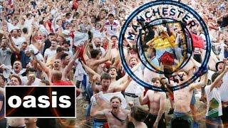 Football Fans singing OASIS