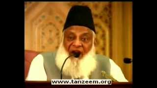 What is Secularism? Dr. Israr Ahmed