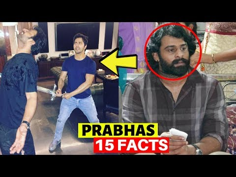 Xxx Mp4 15 Facts You Didn T Know About Saaho Star Prabhas 3gp Sex