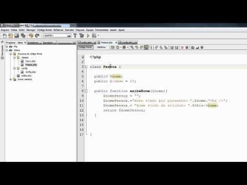 PHPOO Nomenclatura das classes e metodo magico autoload