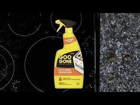 How to Conquer Kitchen Grease with Goo Gone