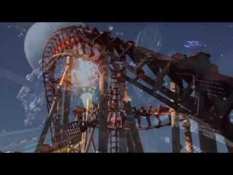 Roller Coaster + VR - Interactive Samsung Gear VR sample footage