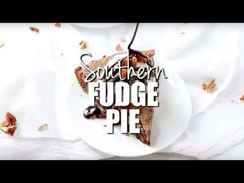 How to make: Southern Chocolate Fudge Pie