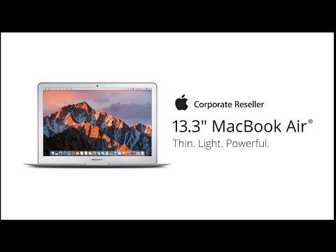 "13.3"" MacBook Air® (Early 2015)"