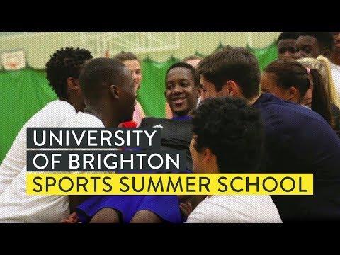 University of Brighton Sports Summer School 2016