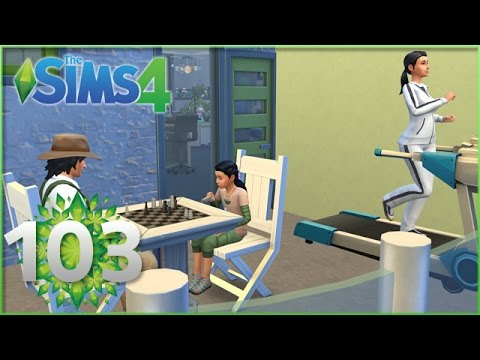 Sims 4: Such a Busy Family!! - Episode #103