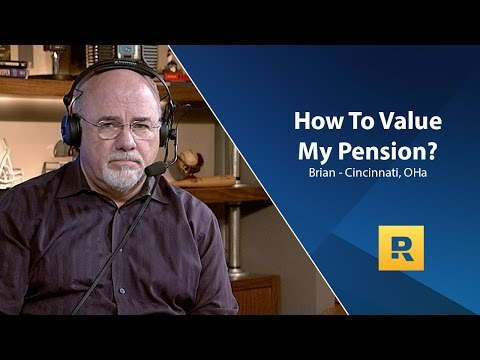 How To Value My Pension?