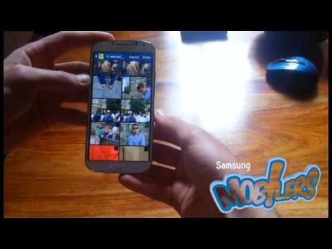 Story Album on Galaxy S4