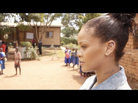 watch Inside Rihanna's Trip to Malawi for Education