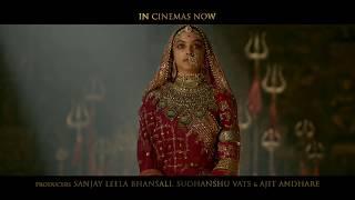 Padmaavat | In Cinemas Now | Ranveer Singh | Deepika Padukone | Shahid Kapoor