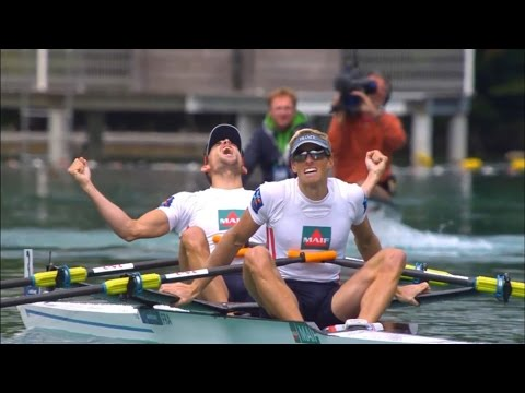 -French Team- Rowing for the Olympic Dream