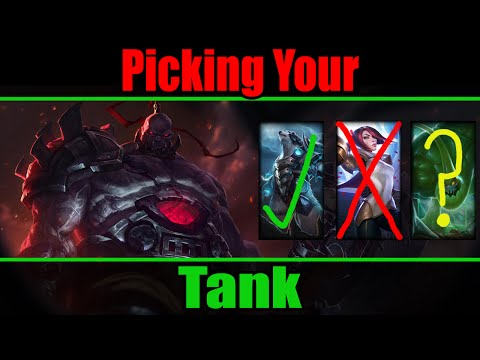 (Very Detailed) Picking Your Tank Guide