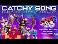 (The LEGO Movie 2) Catchy Song by Dillion Francis feat. T-Pain & That Girl Lay Lay Mp3
