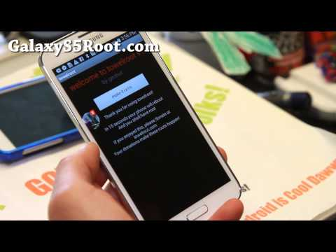 How to Root AT&T or Verizon Galaxy S5!