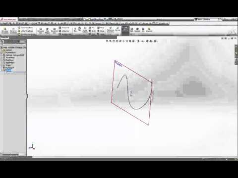 Solidworks Tip: How to change a sketch plane?