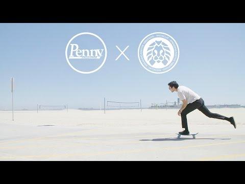 Penny Skateboards x Rastaclat Collaboration