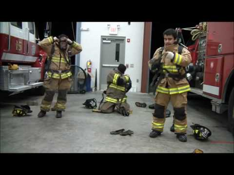 Firefighter Quick Dress