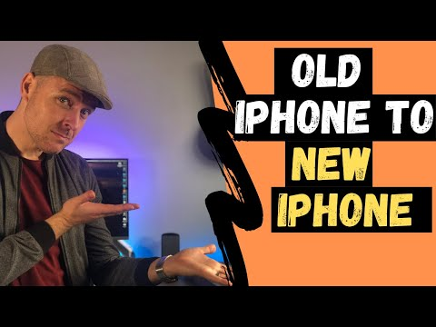 How to transfer everything from old iPhone to new iPhone 6S | VIDEO TUTORIAL