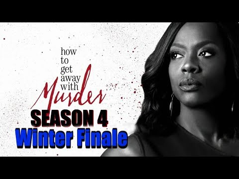 How to Get Away with Murder Recap and Review| Season 4 Episode 8|Winter Finale| Talisa Rae