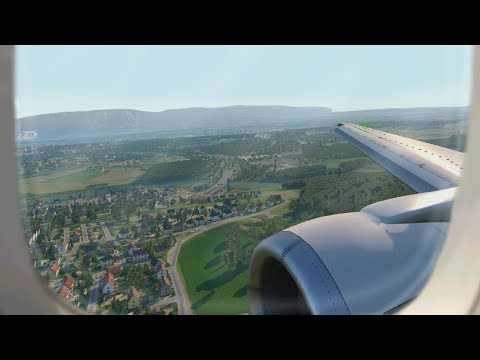 NEW ULTRA REALISTIC FLIGHT SIMULATOR 2018 ✈ X-Plane 11 with ReShade and Ortho4XP