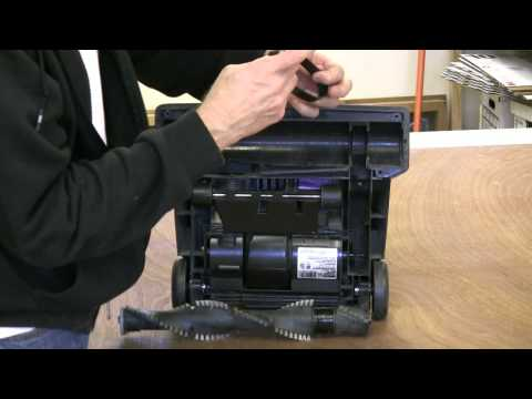 Hoover Upright Vacuum Belt Replacement.mp4