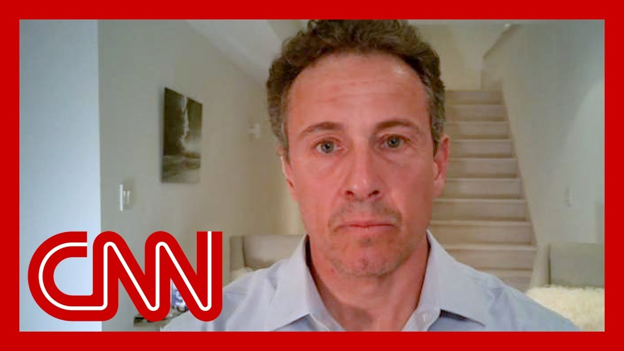 Chris Cuomo: I still can't be with my wife