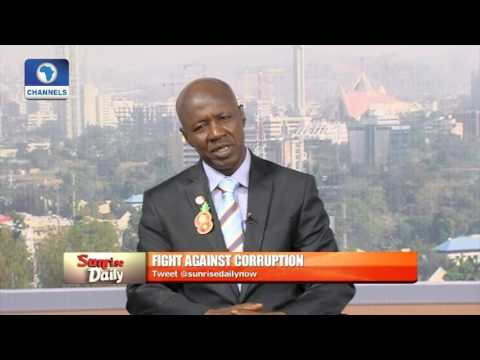 We Need Support Of Every Nigerian In Fighting Corruption -- EFCC Boss Pt. 2