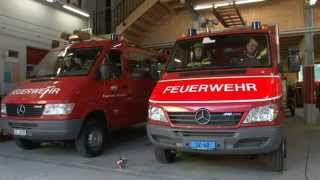 Feuerwehr Muotathal Demofilm Tanklöschfahrzeug