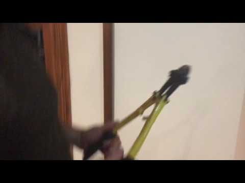 How to remove a bad E-Z Anchor Drywall Toggle Anchor